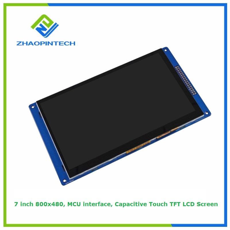 7 inch Arduino LCD Display 800x480