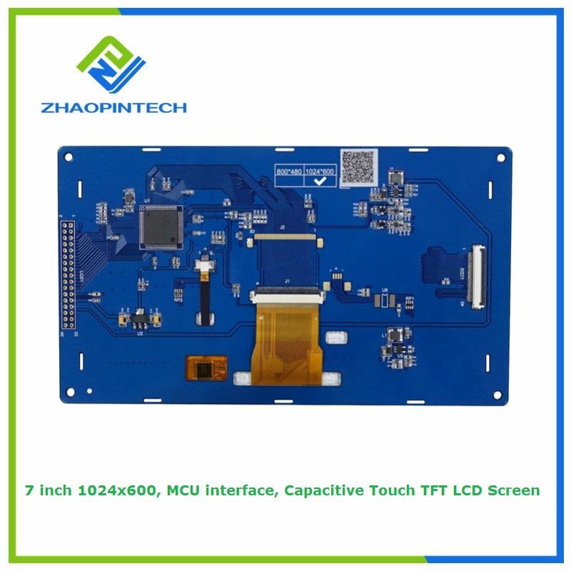 7 inch Arduino LCD Display 1024x600